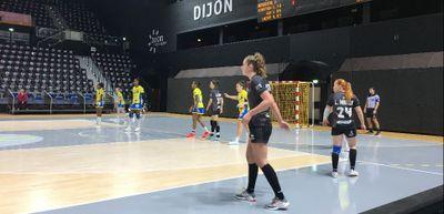 Les handballeuses dijonnaises en déplacement dans le sud-ouest