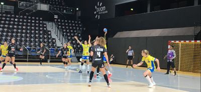 Handball féminin : les Dijonnaises coupées dans leur élan