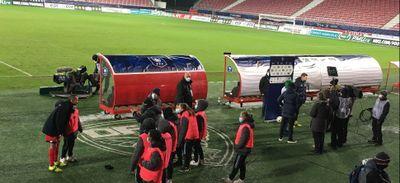 Le DFCO éliminé de la Coupe de France
