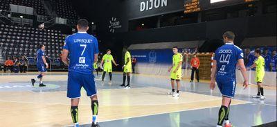 Handball : les joueurs dijonnais en déplacement chez le leader, à...