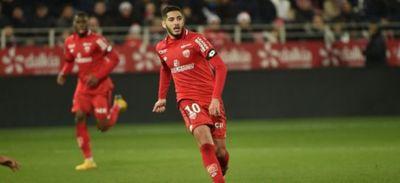 Yassine Benzia de retour avec le DFCO face au PSG
