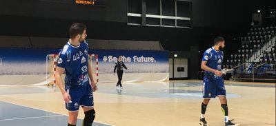 Handball : les joueurs dijonnais opposés à Besançon