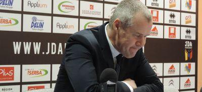 C'est officiel, Laurent Legname va quitter la JDA