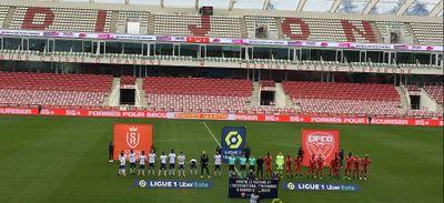Le DFCO enchaine une 10eme défaite d'affilé en Ligue 1