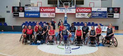 Dijon va accueillir l'équipe de France de basket fauteuil