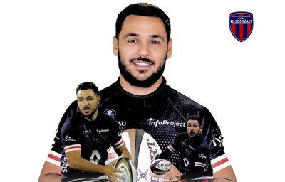 Rugby : le demi d'ouverture Anthony Fuertes prolonge son contrat à...