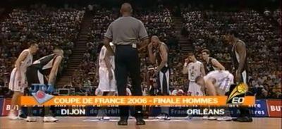 Revivez la victoire de la JDA en finale de la Coupe de France en 2006
