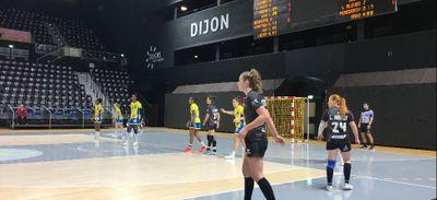 Retour à la compétition pour les handballeuses dijonnaises