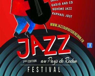 La 7e édition du festival Jazz au Pays de Redon débute ce week-end