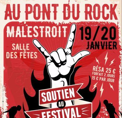 Musique. Il devrait y avoir une 28e édition du festival Au Pont du...