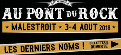 Au Pont du Rock. Patrice, Pleymo et No One Is Innocent complètent...