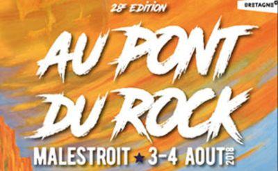"""Musique. Année record pour le festival """"Au Pont du Rock"""" de..."""