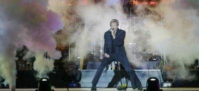 """""""L'idole des jeunes"""" : un spectacle hommage à Johnny Hallyday..."""