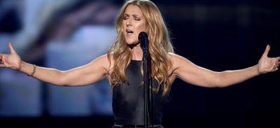 Céline Dion fait un carton