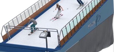 Skier en plein été à Lorient... Ce sera bientôt possible!