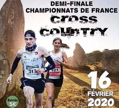 Carnac accueilliera les 1/2 du championnat de France de...