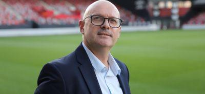 Frédéric Legrand est le nouveau PDG de l'EAG
