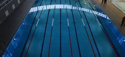 La piscine communautaire de Châteaulin est prête pour l'ouverture.