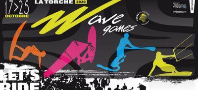 Les Wave Games officiellement de retour à La Torche (29).