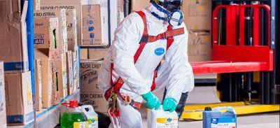 Un accident chimique à Vitré (35)