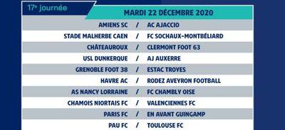 Foot - Ligue 2 : Guingamp en difficulté
