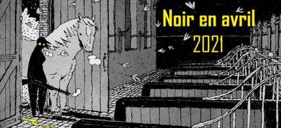 """""""Noir sur la ville"""" en avril"""