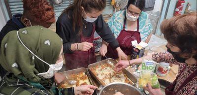 La Cocotte solidaire organise chaque semaine à Nantes...
