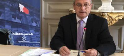 Le préfet Patrice Faure quitte le Morbihan.