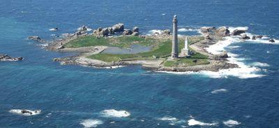 Sur l'Île Vierge un gîte va bientôt ouvrir.
