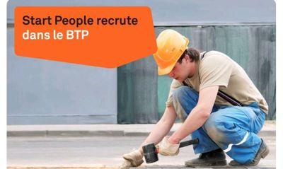 L'Agence Start People de Quimperlé recrute dans de nombreux...