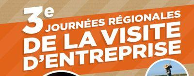 Les journées régionales de la visite d'entreprises [VIDEO]