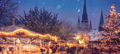 Marché de Noel au Tremblay le 09 Décembre !