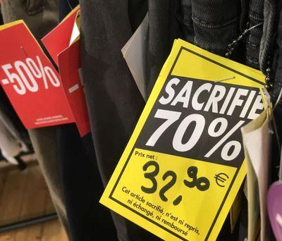 Des soldes à prix bradés chez Buxy à Laval et Saint Berthevin !