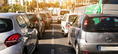 Le point circulation routière dans l'Ouest
