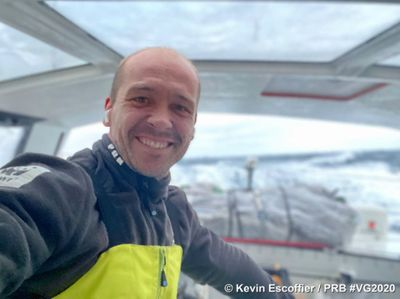 Vendée Globe : Kévin Escoffier a été repêché