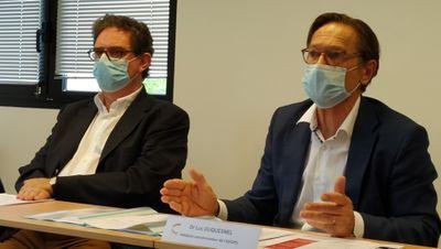 En Mayenne, la vaccination va s'accélérer avec trois centres,...