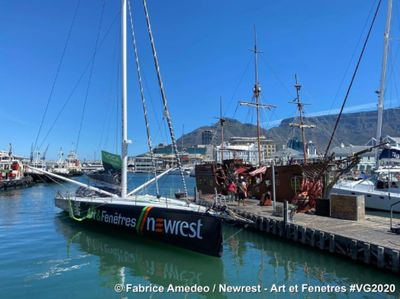 Vendée Globe, semaine 7 : l'abandon de Fabrice Amedeo, choix de la...