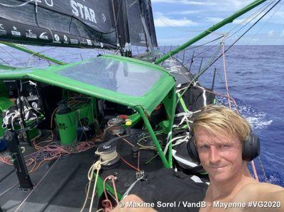 Vendée Globe, semaine 10 : comme un élastique, dans l'Atlantique