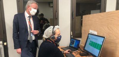 En Mayenne, le centre d'appels départemental cherche des volontaires