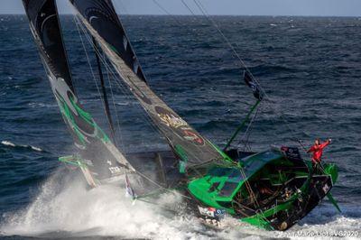 Vendée Globe : incertitudes et inquiétudes autour de l'arrivée de...