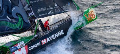 Vendée Globe : arrivée prévue demain matin pour Maxime Sorel !