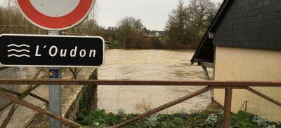 En Maine-et-Loire, navigation interdite sur la Mayenne et l'Oudon
