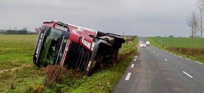 Accidents sur l'axe Segré - Château-Gontier : des travaux de...