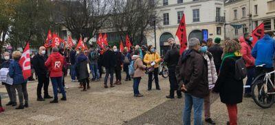 """En Mayenne, le Snudi-Fo 53 parle d'une """"première victoire"""" après..."""