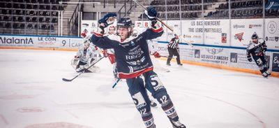Hockey sur glace. Ligue Magnus: les Ducs d'Angers s'imposent en...