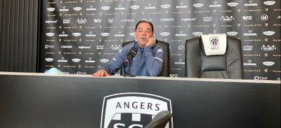 """Football. Coupe de France. Stéphane Moulin (Angers SCO): """"Un seul..."""