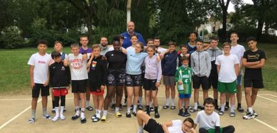 Basketball. Le club de Château-Gontier partenaire des stages...