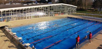 Craon : la piscine rouverte au grand public, en extérieur