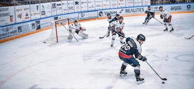 Hockey sur glace. Ligue Magnus: six à la suite pour les Ducs...