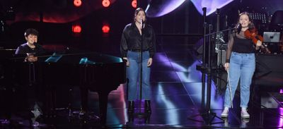 "The Voice : ""Pottok on the Sofa"" gagne sa place pour les Battles !..."